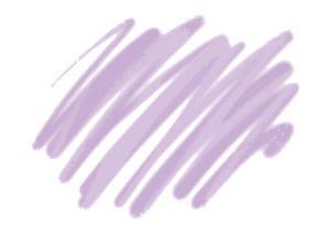 水彩 落書き 背景 紫色 イラスト 無料
