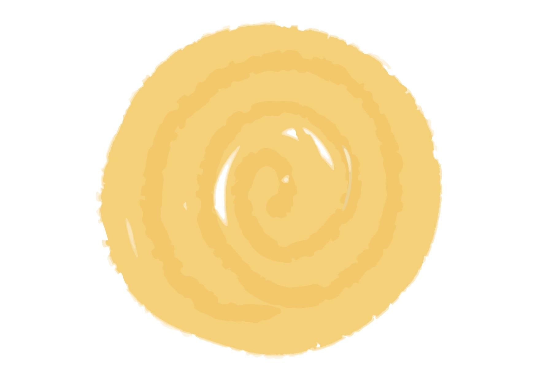 可愛いイラスト無料|水彩 背景 フレーム 黄色 − free illustration  Watercolor background frame yellow