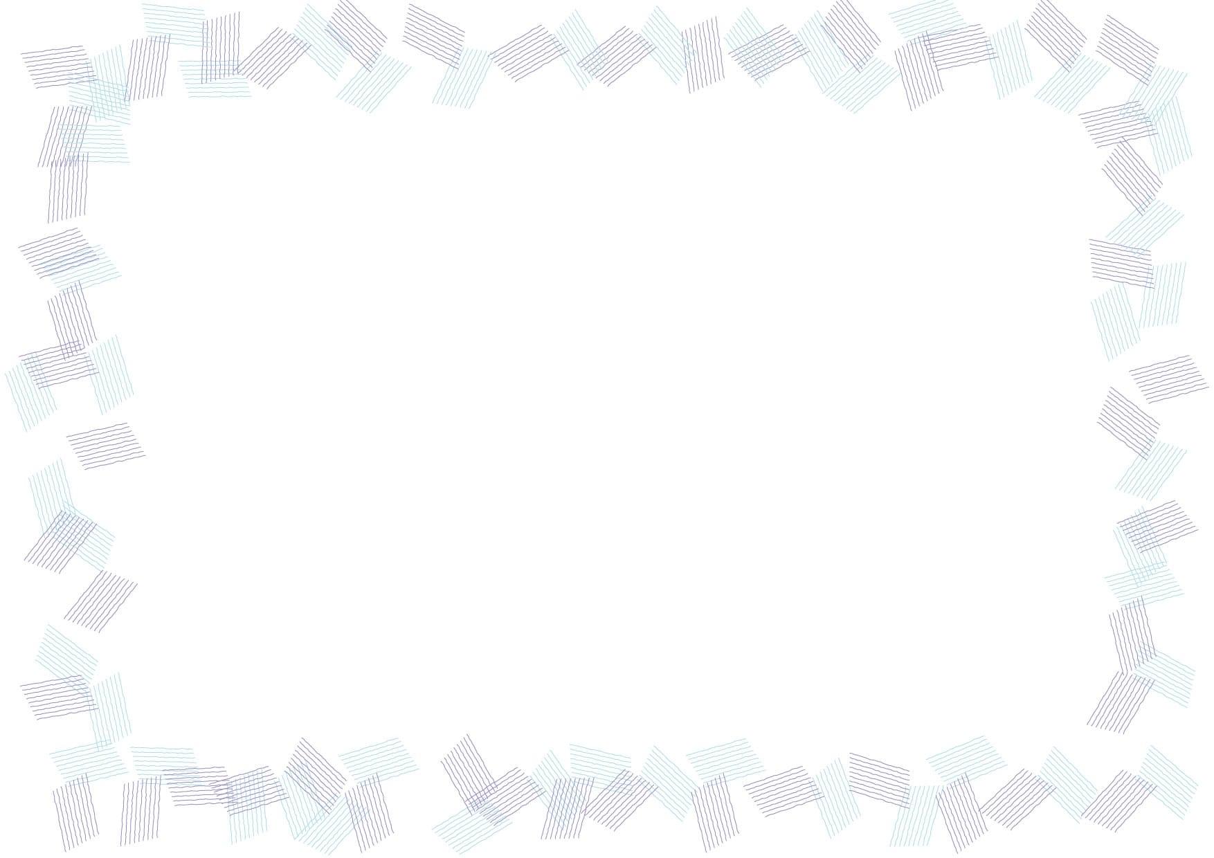 背景 シンプル フレーム 青紫色 イラスト 無料