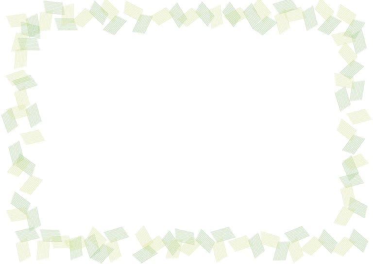 背景 シンプル フレーム 緑色 イラスト 無料 無料イラストのイラスト