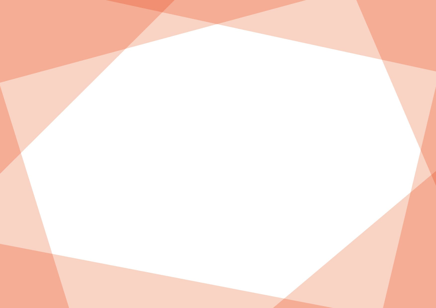 背景 シンプル フレーム 赤色 イラスト 無料