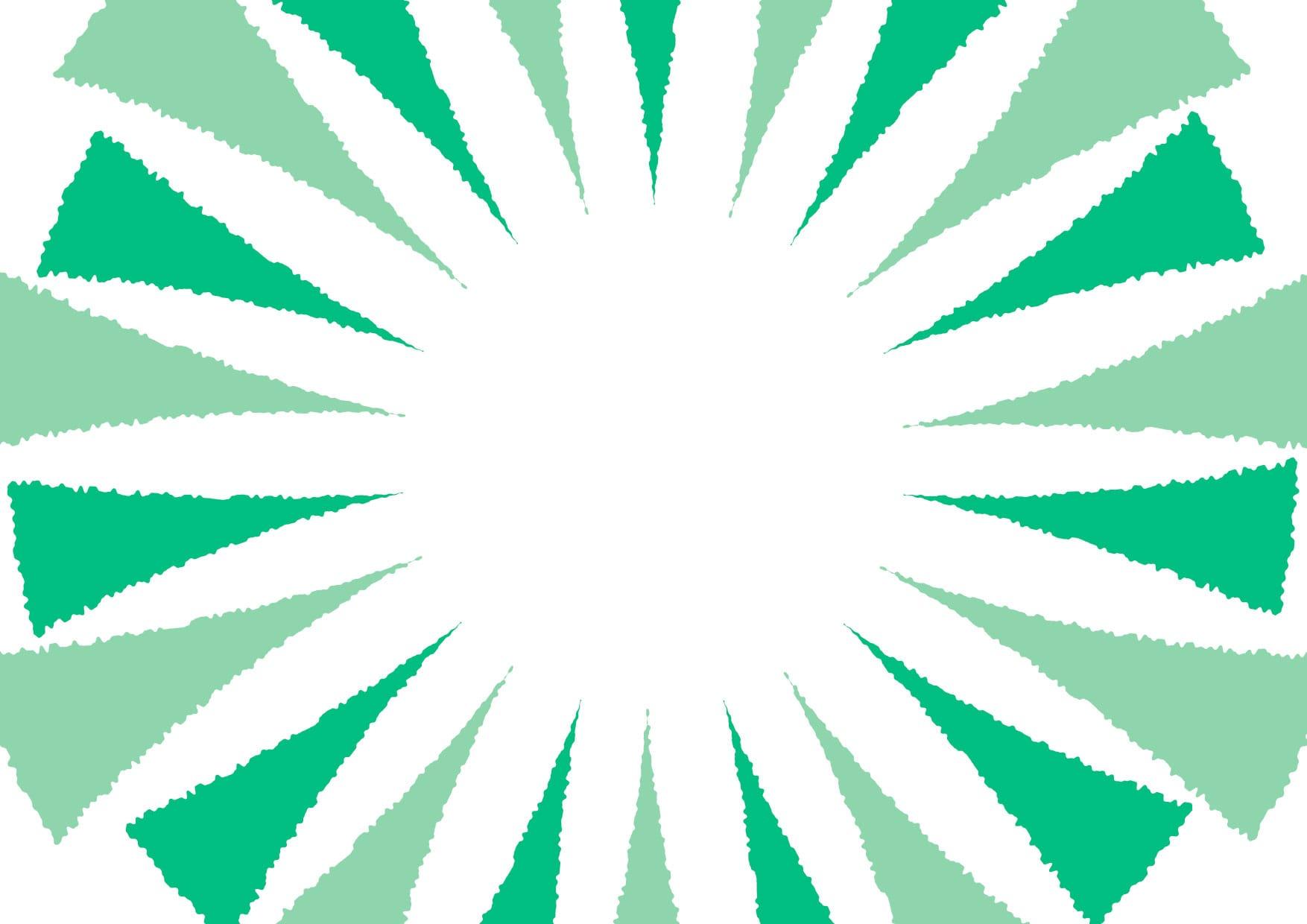 可愛いイラスト無料|ギラギラ 背景 緑色 − free illustration  Glitter background green