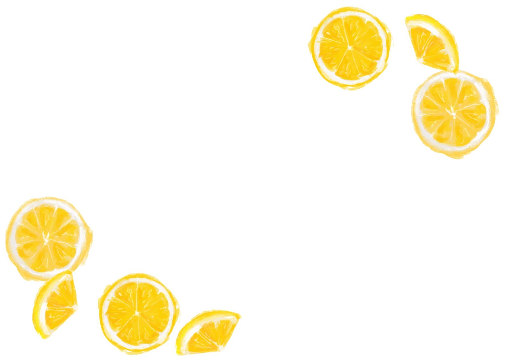 手書きイラスト無料|手書き オレンジ 背景