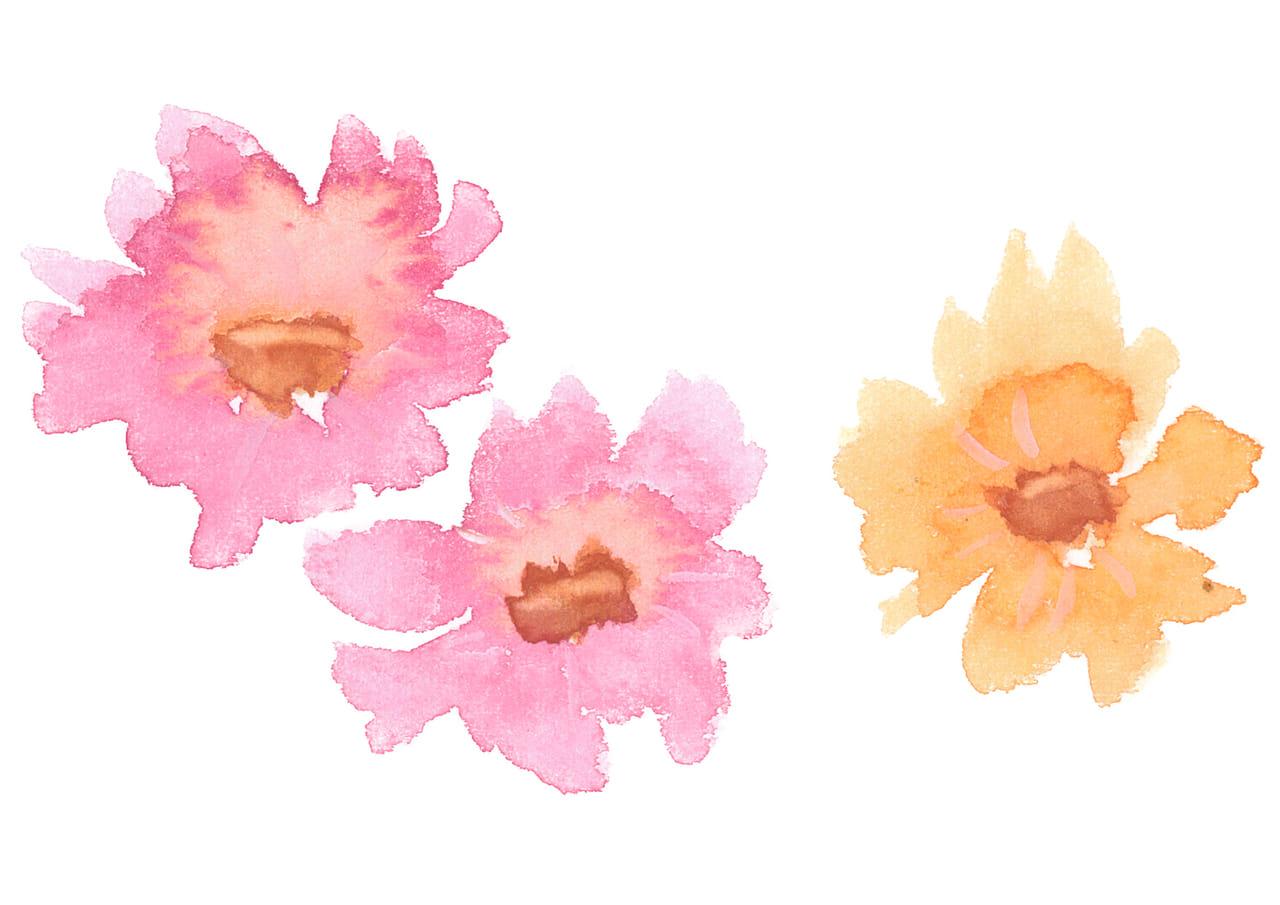 水彩 春の花 和風 イラスト 可爱い 背景 Wwwthetupiancom