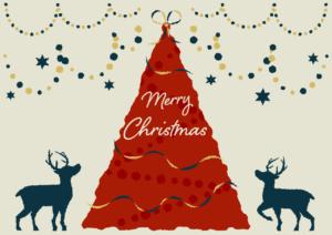 クリスマス ツリー ポスター イラスト 無料