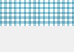 かわいい 背景 青色チェック グレー イラスト 無料