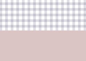 かわいい 背景 薄紫色チェック ピンク色 イラスト 無料