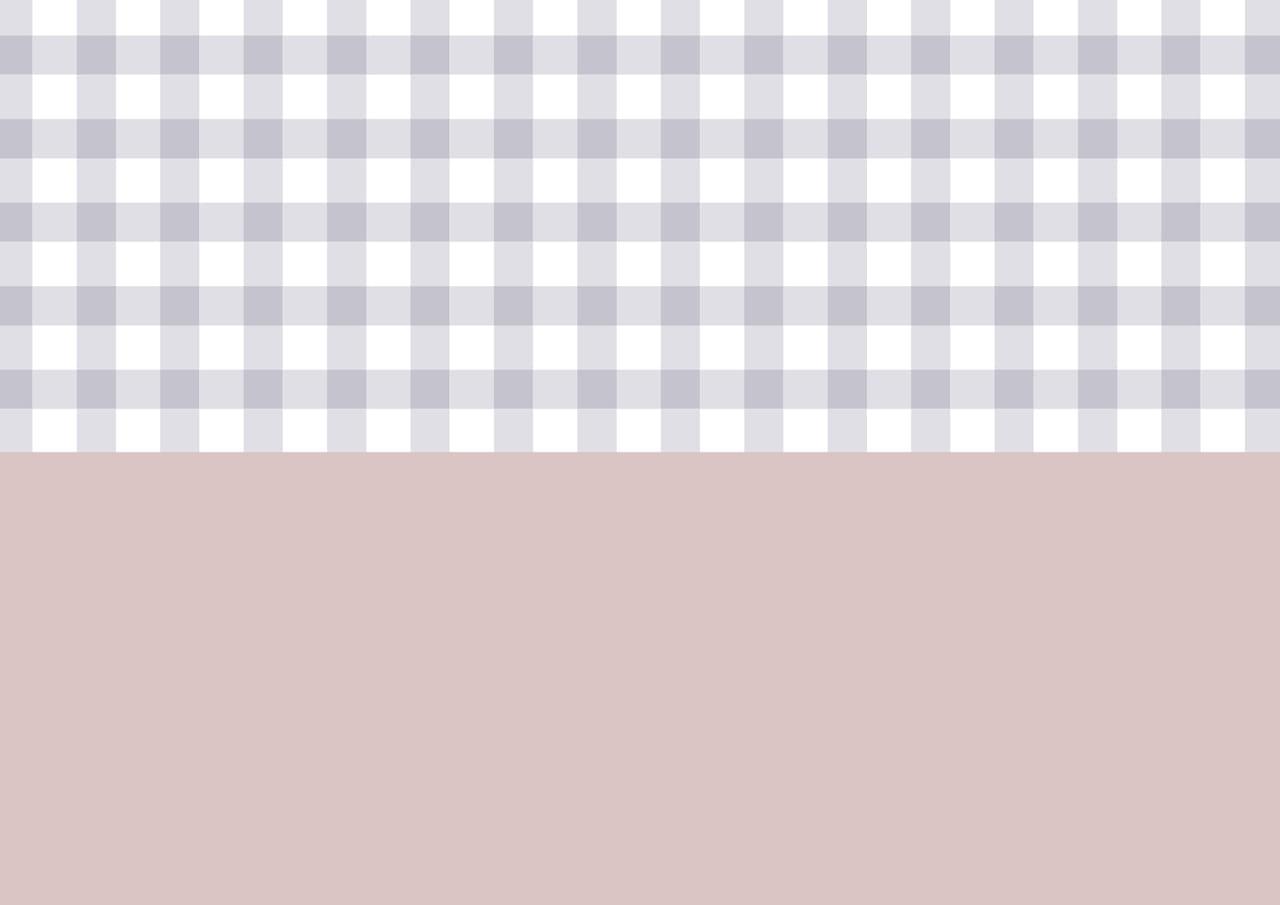 可愛いイラスト無料|背景 薄紫色チェック ピンク色