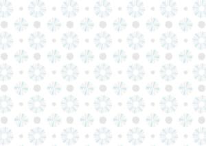 かわいい 背景 ラフ 円 淡いブルー グレー イラスト 無料