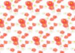 かわいい 背景 紅白 椿 イラスト 無料