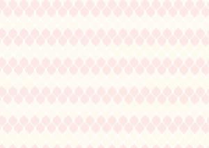 かわいい 背景 淡いピンク色 タイル イラスト 無料