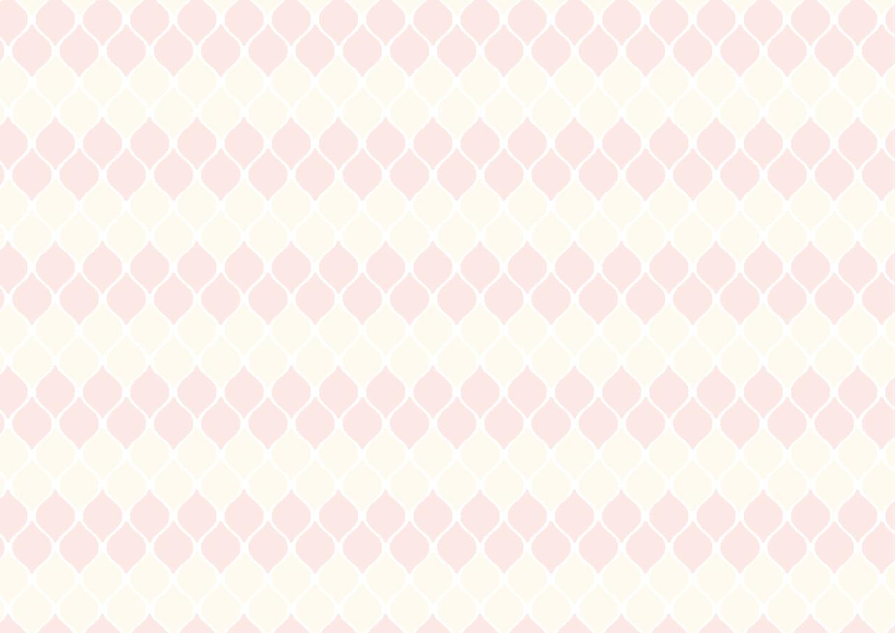 可愛いイラスト無料|背景 淡いピンク色 タイル