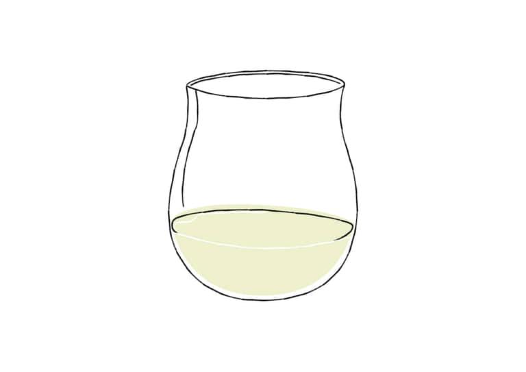手書き 白ワイン グラス イラスト 無料 無料イラストのイラスト