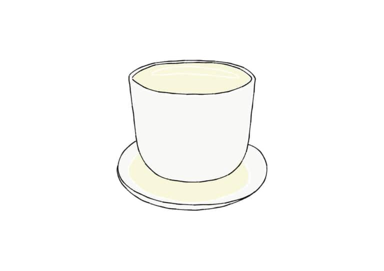 手書き 日本酒 お猪口 イラスト 無料