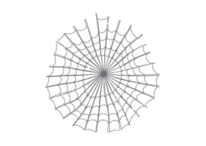 ハロウィン 蜘蛛の巣 イラスト 無料