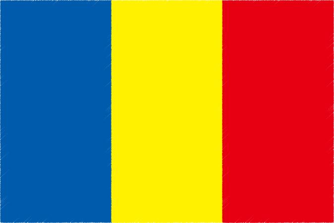 国旗 イラスト 無料|チャド共和国の国旗
