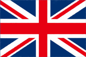 国旗 イラスト 無料|イギリスの国旗