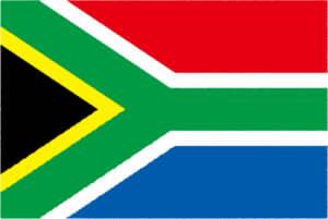 国旗 イラスト 無料|南アフリカ共和国の国旗