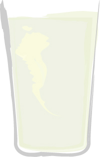 手書きイラスト無料|お酒 日本酒