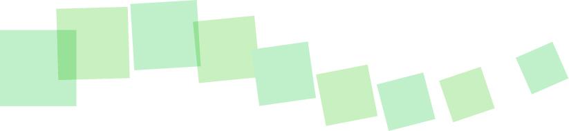 可愛いイラスト無料|罫線・ライン 四角のボーダー 緑色