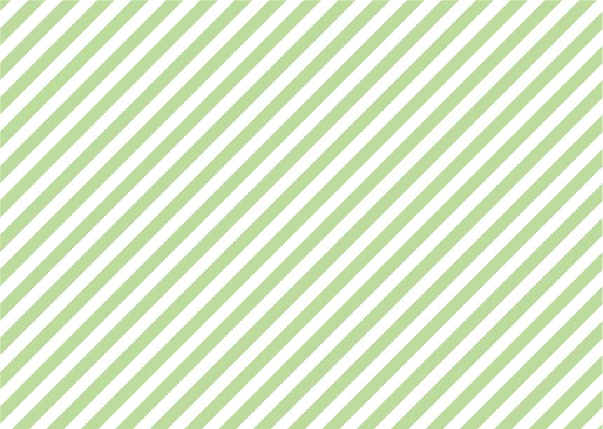 可愛いイラスト無料|背景 斜めボーダー 緑色