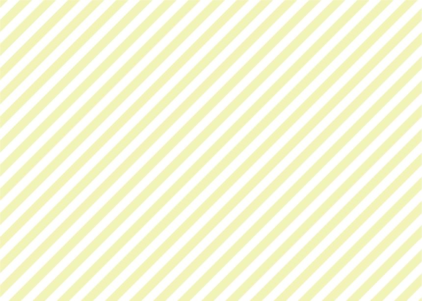 可愛いイラスト無料|背景 斜めボーダー 黄色
