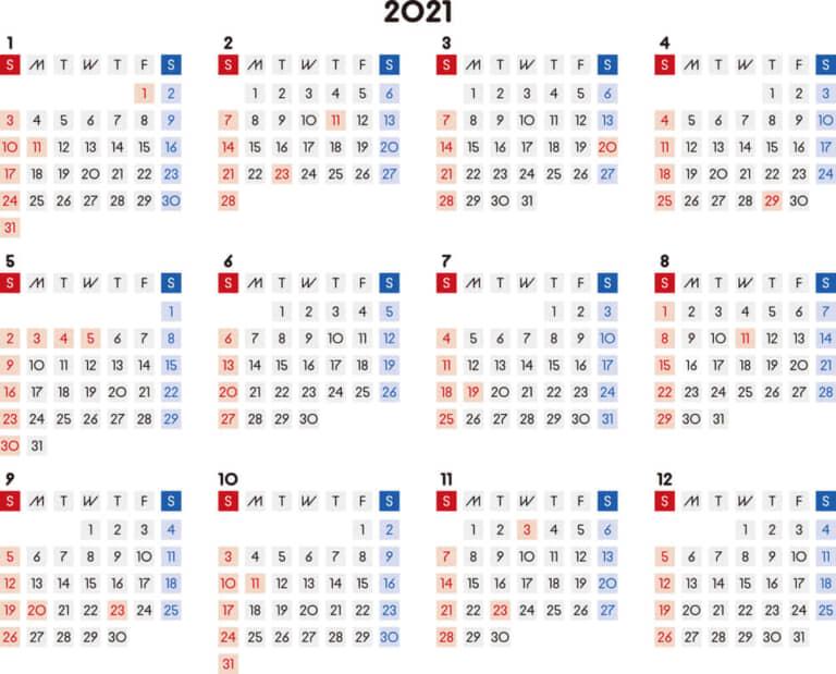 google カレンダー 日曜日 始まり