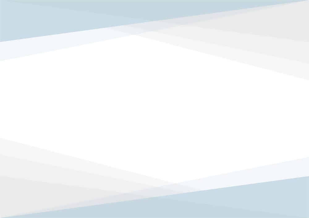 可愛いイラスト無料|シンプルな背景 三角グラデ 上下 水色 あしらい