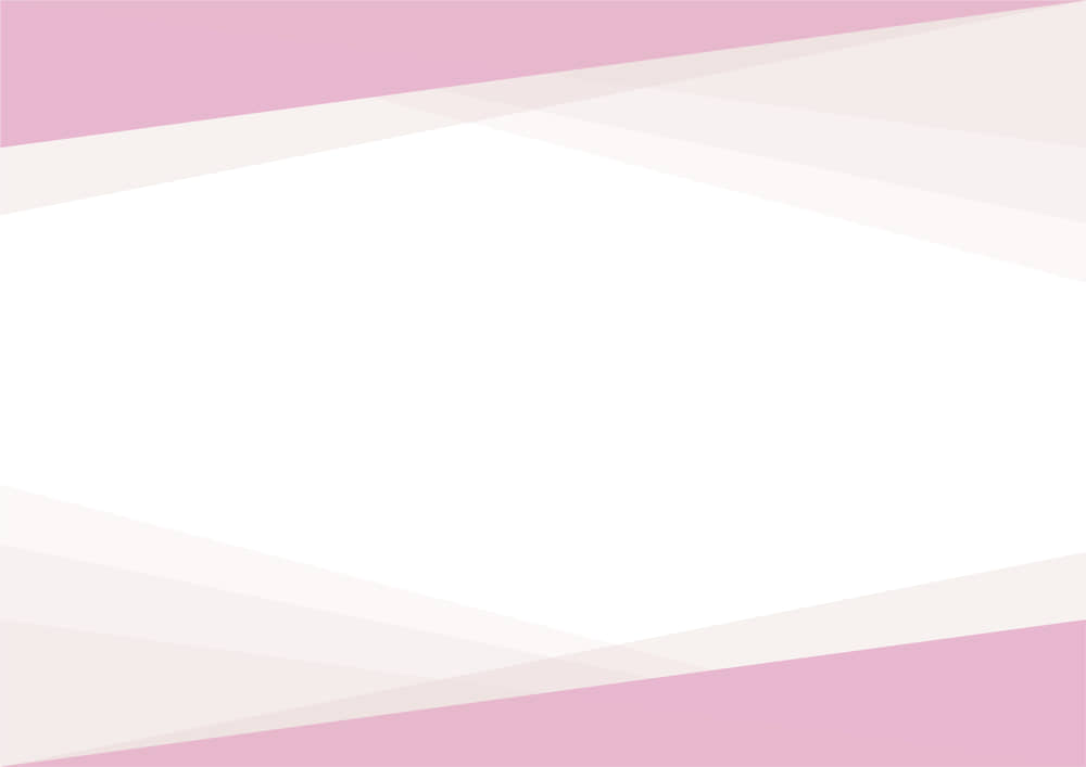 可愛いイラスト無料|シンプルな背景 三角グラデ 上下 ピンク色 あしらい