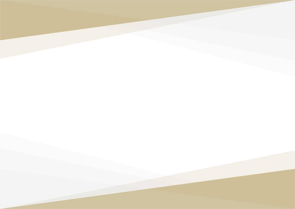 可愛いイラスト無料|シンプルな背景 三角グラデ 上下 金色 あしらい