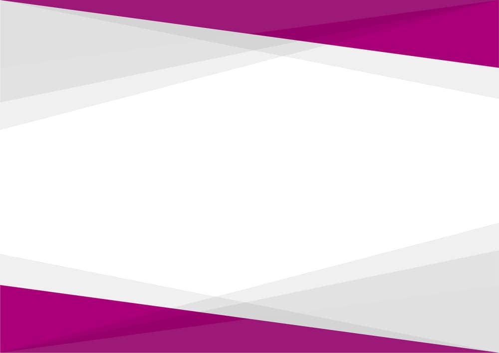 可愛いイラスト無料|シンプルな背景 三角グラデ 上下 高彩度 紫色 あしらい
