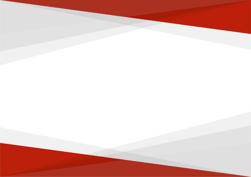 可愛いイラスト無料|シンプルな背景 三角グラデ 上下 高彩度 赤色 あしらい
