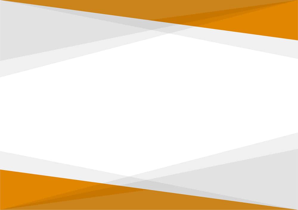 可愛いイラスト無料|シンプルな背景 三角グラデ 上下 高彩度 オレンジ色 あしらい