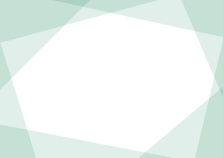 イラストダウンロード可愛いイラスト無料|背景 シンプル フレーム 緑色 − free illustration  Background simple frame green