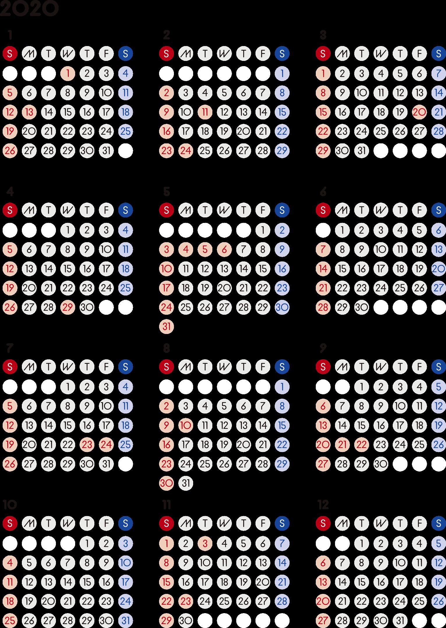 予約カレンダー 無料 pdf