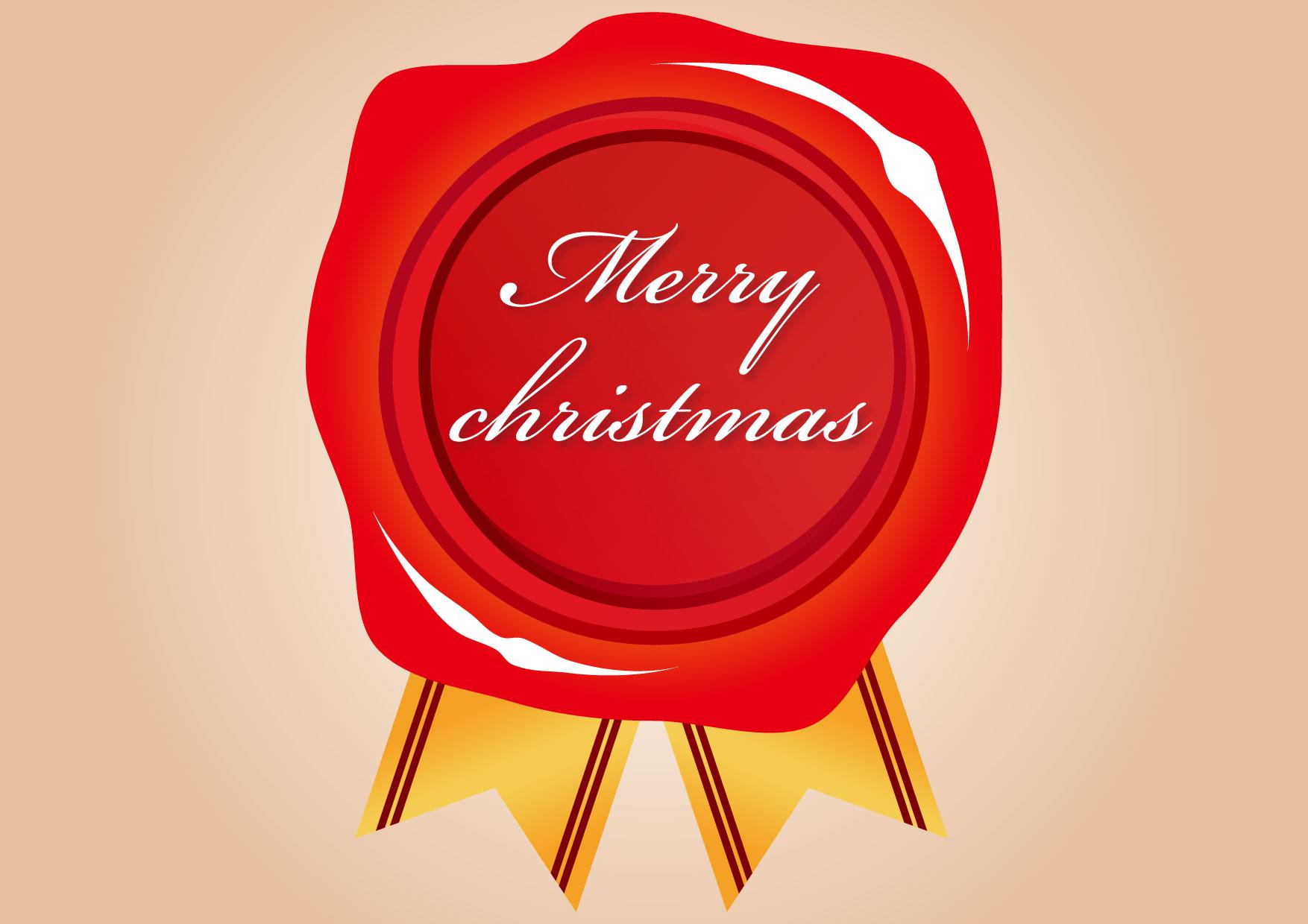 可愛いイラスト無料|スタンプ クリスマス アイコン − free illustration Stamp christmas icon