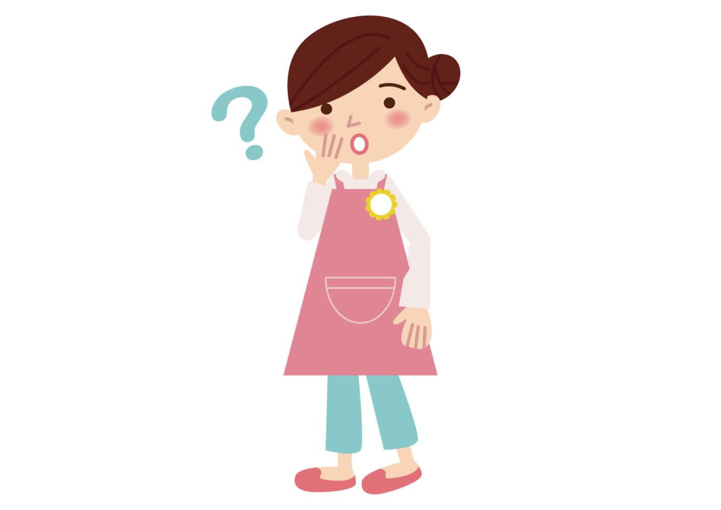 「女性 疑問」の画像検索結果