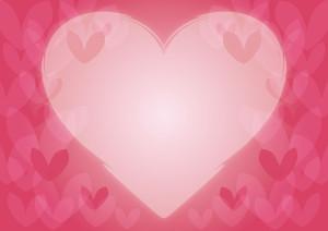 バレンタイン 背景 ピンク イラスト 無料