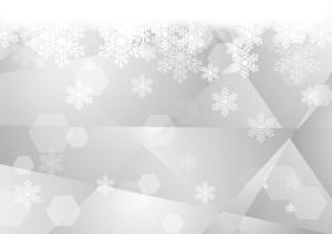 背景 雪の結晶 ガラス 白 イラスト 無料