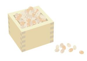 大豆 節分 イラスト 無料