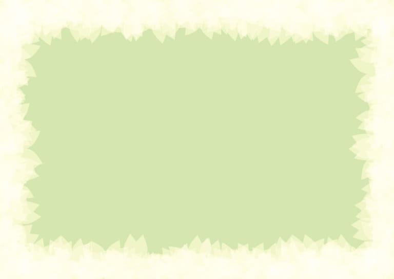背景 花 緑 イラスト 無料