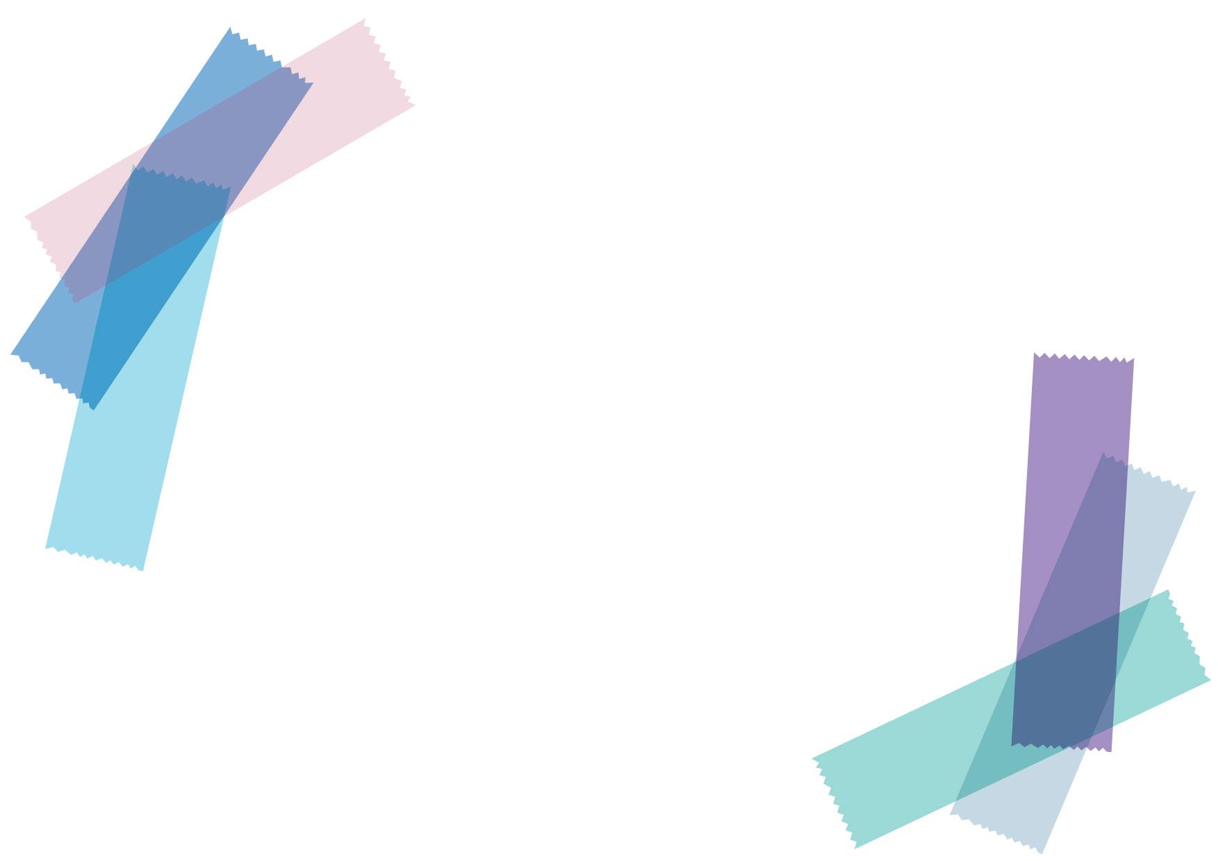 可愛いイラスト無料|マスキングテープ ブルー 背景 − free illustration Masking tape blue background