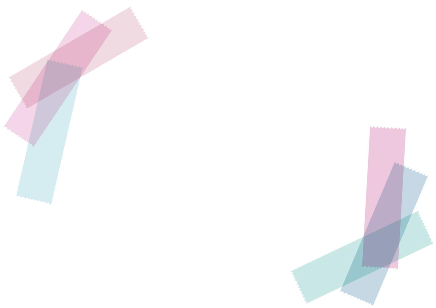 マスキングテープ ピンク イラスト 無料