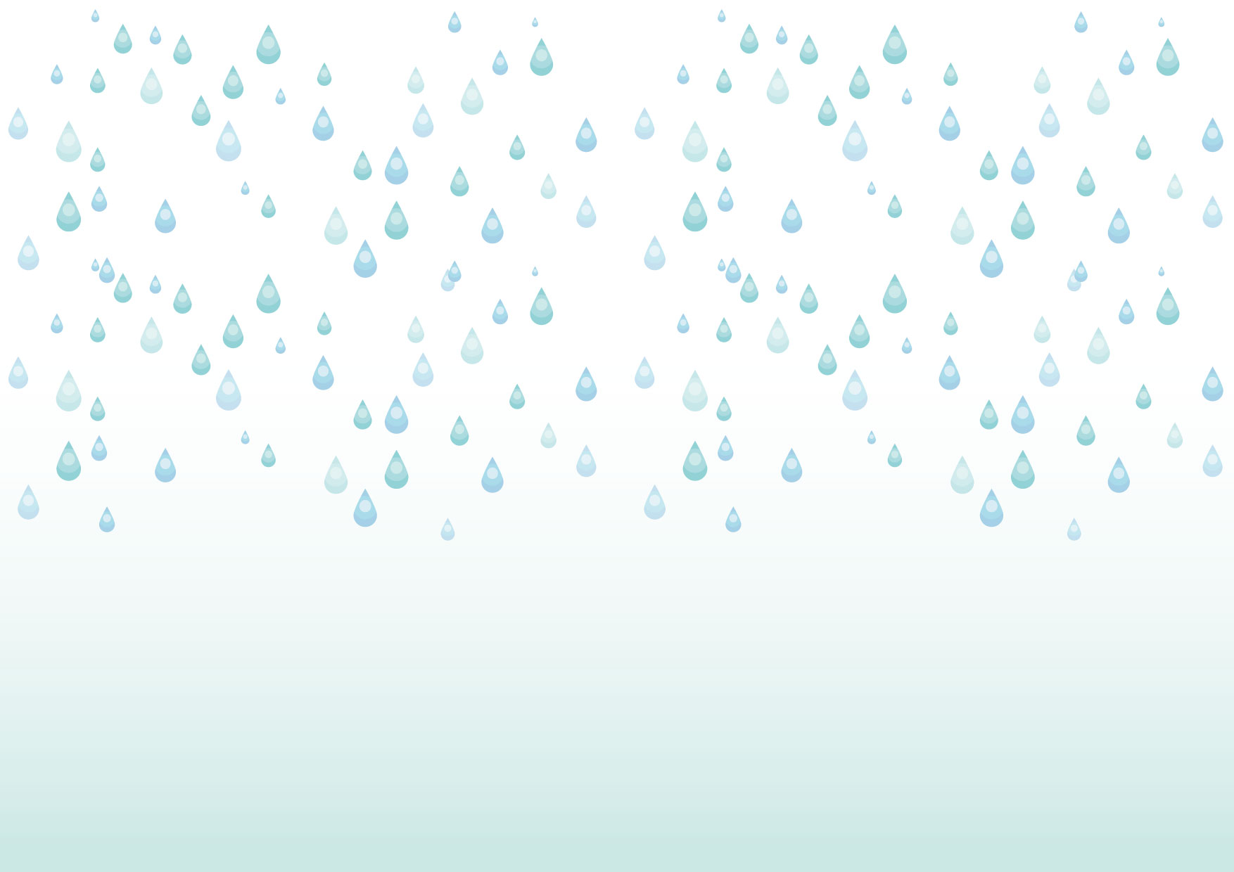 水玉 梅雨 背景 イラスト 無料 | イラストダウンロード