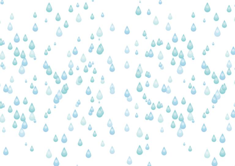背景 雨 イラスト 無料