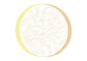 背景 黄色 落書き フレーム イラスト 無料