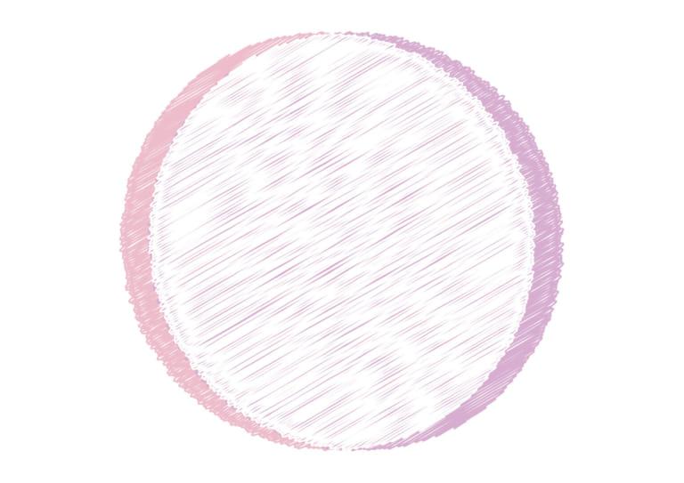 背景 ピンク 落書き フレーム イラスト 無料