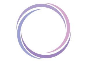 背景 紫 フレーム イラスト 無料