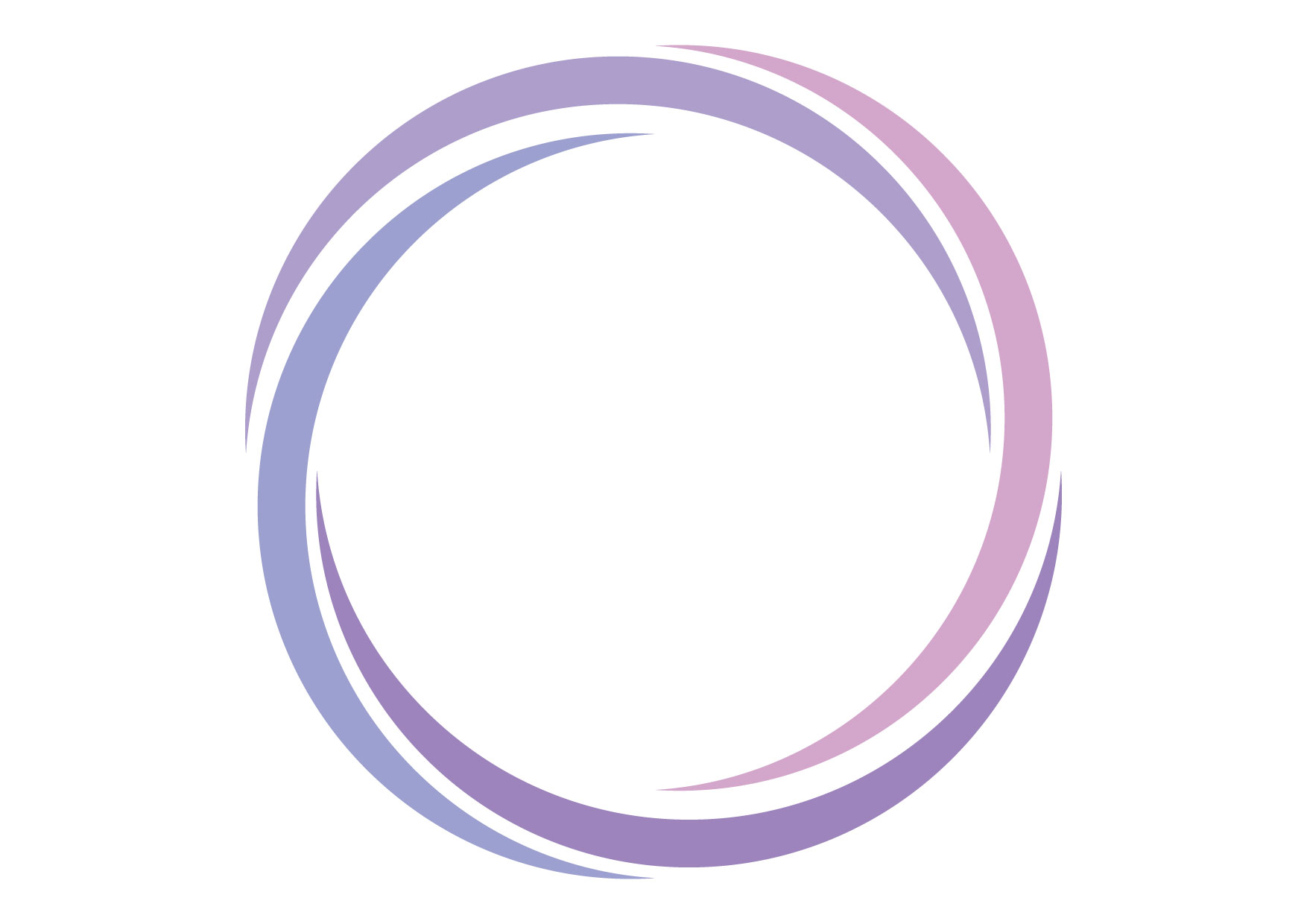 可愛いイラスト無料|フレーム スパイラル 紫 背景 − free illustration Frame spiral purple background