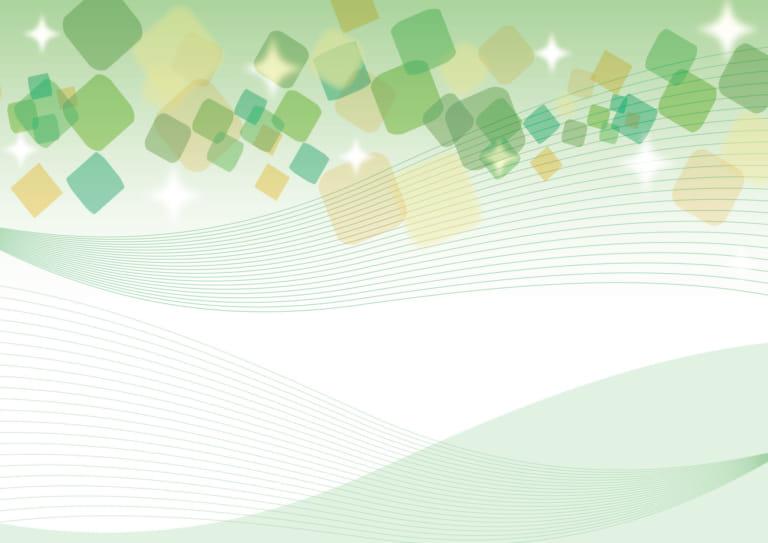 背景 キラキラ 緑 イラスト 無料